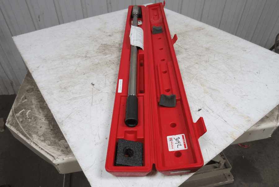 Torque Wrench In The Red Box