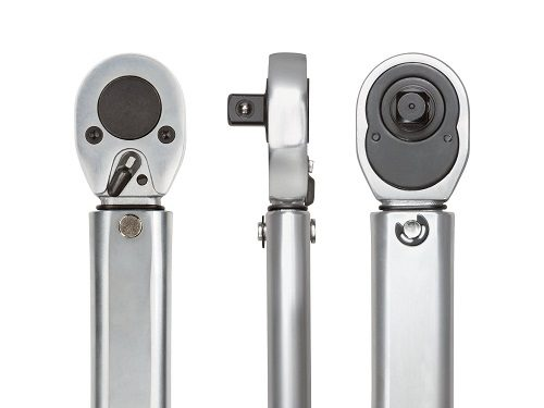Heads of Tekton Torque Wrench