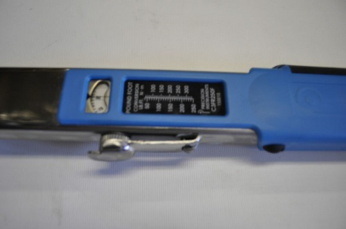 Precision Instruments PREC3FR250F Torque Wrench Mechanics